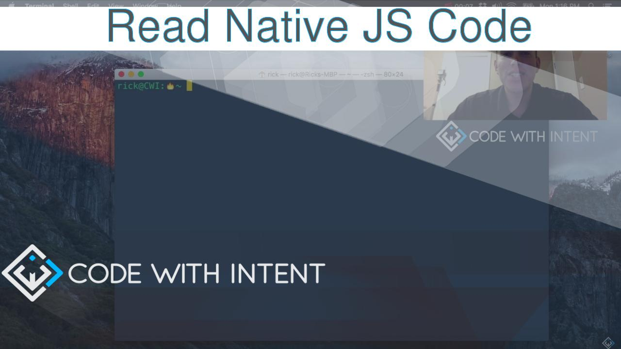 Native JavaScript Code
